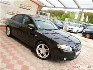 Audi A4,GARANTIE 3 LUNI,AVANS 0,RATE FIXE,motor 2000 TDI,140 CP,Model S-line - imagine 2