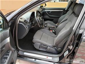 Audi A4,GARANTIE 3 LUNI,AVANS 0,RATE FIXE,motor 2000 TDI,140 CP,Model S-line - imagine 6