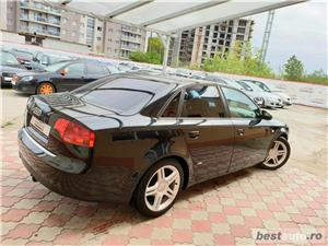 Audi A4,GARANTIE 3 LUNI,AVANS 0,RATE FIXE,motor 2000 TDI,140 CP,Model S-line - imagine 5