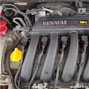 Renault Megane Sedan II, 1,4-16V, 98CP, Euro 4, an 2005, benzina - imagine 7