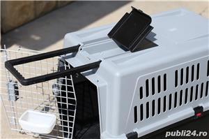 Cușcă transport câini - imagine 7