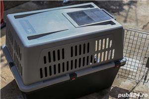 Cușcă transport câini - imagine 4