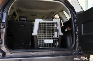 Cușcă transport câini - imagine 2