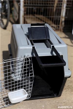 Cușcă transport câini - imagine 6
