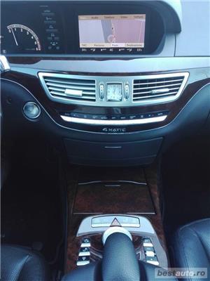 Mercedes-benz Clasa S - imagine 13