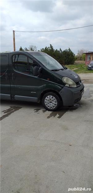 Renault trafic - imagine 4