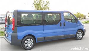 Opel Vivaro..9 locuri..varianta lunga - imagine 9