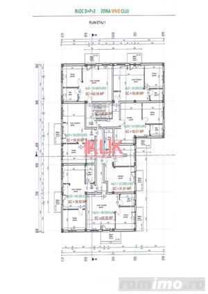 Apartament cu 2 camere de vanzare in zona Polus - imagine 3