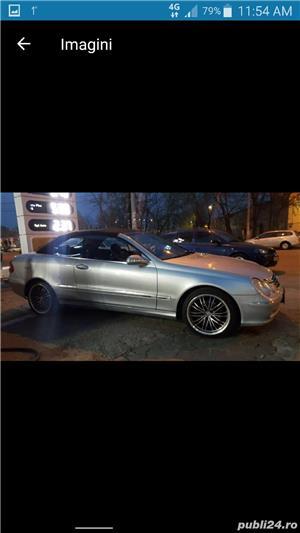 Mercedes-benz Clasa CLK - imagine 6