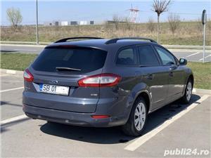 Ford Mondeo 2.0 Tdci (Diesel) 140cp Facelift, Cauciucuri vara/iarna - imagine 4