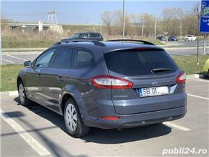Ford Mondeo 2.0 Tdci (Diesel) 140cp Facelift, Cauciucuri vara/iarna - imagine 7