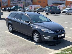 Ford Mondeo 2.0 Tdci (Diesel) 140cp Facelift, Cauciucuri vara/iarna - imagine 6