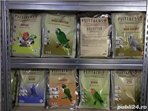 Mancare papagali, canari,exotice - imagine 10