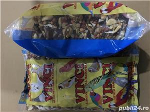 Mancare papagali, canari,exotice - imagine 8