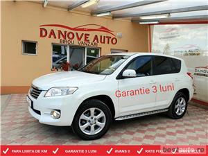 Toyota rav4,GARANTIE 3 LUNI,AVANS 0,RATE FIXE,Motor 2200 TDI,150 CP,Transmisie 4x4 - imagine 1