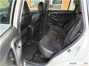 Toyota rav4,GARANTIE 3 LUNI,AVANS 0,RATE FIXE,Motor 2200 TDI,150 CP,Transmisie 4x4 - imagine 9