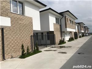 Vila tip duplex P+1, 4 camere, 150 mp curte, toate utilitatile - imagine 8