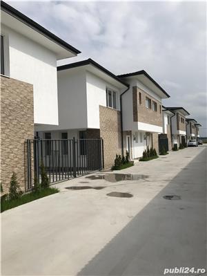 Vila tip duplex P+1, 4 camere, 150 mp curte, toate utilitatile - imagine 4