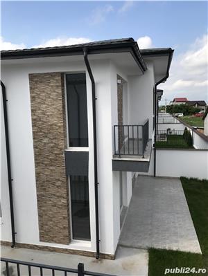Vila tip duplex P+1, 4 camere, 150 mp curte, toate utilitatile - imagine 6