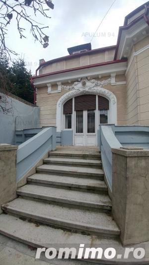 Vila interbelica cu 10 camere | Zona Dacia- Vasile Lascar -C.A.  Rosetti - imagine 4
