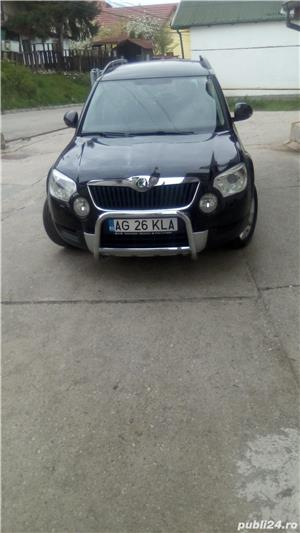 Skoda Yeti schimb - imagine 4