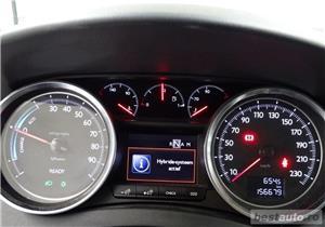 Peugeot 508 Hibrid Automat 4x4 TVA Deductibil. Conditie Excelenta - imagine 5