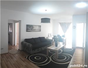 Apartament cu 2 camere mobilat si utilat cu spatiu verde( Dumbravita). Proprietar! - imagine 2
