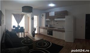 Apartament cu 2 camere mobilat si utilat cu spatiu verde( Dumbravita). Proprietar! - imagine 1