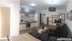 Apartament cu 2 camere mobilat si utilat cu spatiu verde( Dumbravita). Proprietar! - imagine 3