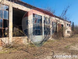 Spațiu industrial | Teren + Hala | Calimanesti - imagine 14