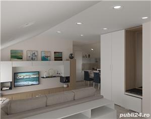 Proprietar vand ap.3 camere ,vila noua 73mp+balcon 3mp ,curte interioara verde-zona Lunei - imagine 10
