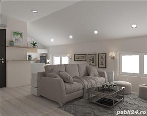 Proprietar vand ap.3 camere ,vila noua 73mp+balcon 3mp ,curte interioara verde-zona Lunei - imagine 2