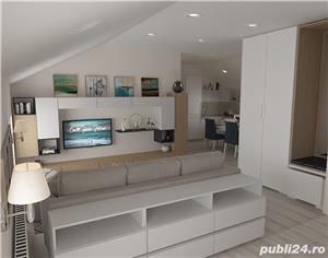 Proprietar vand ap.3 camere ,vila noua 73mp+balcon 3mp ,curte interioara verde-zona Lunei - imagine 1