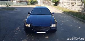 Maserati quattroporte - imagine 9