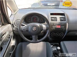 Suzuki sx4,GARANTIE 3 LUNI,AVANS 0,RATE FIXE,Motor 1900 TDI,120 CP,Clima,4x4 - imagine 8