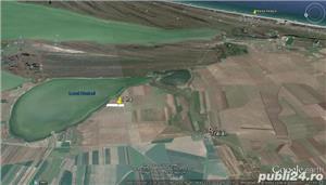Proprietar 1ha cu deschidere la lac Nuntas,Constanta,eventual si rate fixe fara dobanda - imagine 1