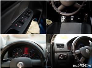 VW Golf 5 1.6 Benzina 116cp - imagine 7