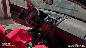 Renault Megane, 1,4-16V, 98 CP, an 2005, benzina - imagine 15