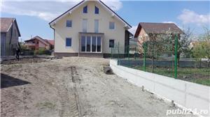 Casa in Bistrita cu 10 arii teren D+P+M-300 mp - imagine 1