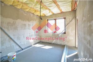 Casa nou - individuala - 120 mp - pod mansardabil -toate utilitatiile trase - Selimbar - imagine 13