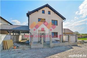 Casa nou - individuala - 120 mp - pod mansardabil -toate utilitatiile trase - Selimbar - imagine 9
