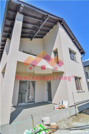 Casa nou - individuala - 120 mp - pod mansardabil -toate utilitatiile trase - Selimbar - imagine 7