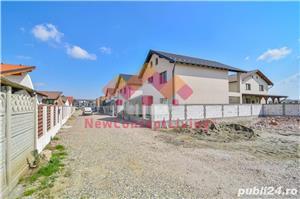 Casa nou - individuala - 120 mp - pod mansardabil -toate utilitatiile trase - Selimbar - imagine 15