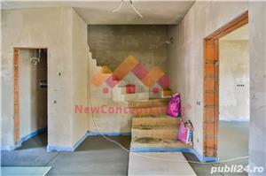 Casa nou - individuala - 120 mp - pod mansardabil -toate utilitatiile trase - Selimbar - imagine 10