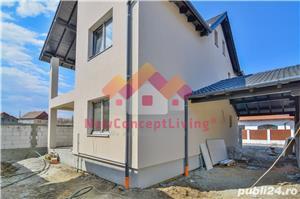 Casa nou - individuala - 120 mp - pod mansardabil -toate utilitatiile trase - Selimbar - imagine 6