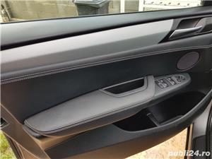 BMW X3 2.0d 184 CP xDrive Automat BiXenon FULL piele Navi LED - imagine 6