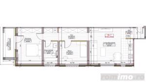 Bloc nou, 8 apartamente cu 2 si 3 camere - imagine 3