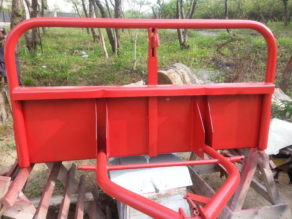 Lada cutie  in tiranti  tractor  - imagine 2
