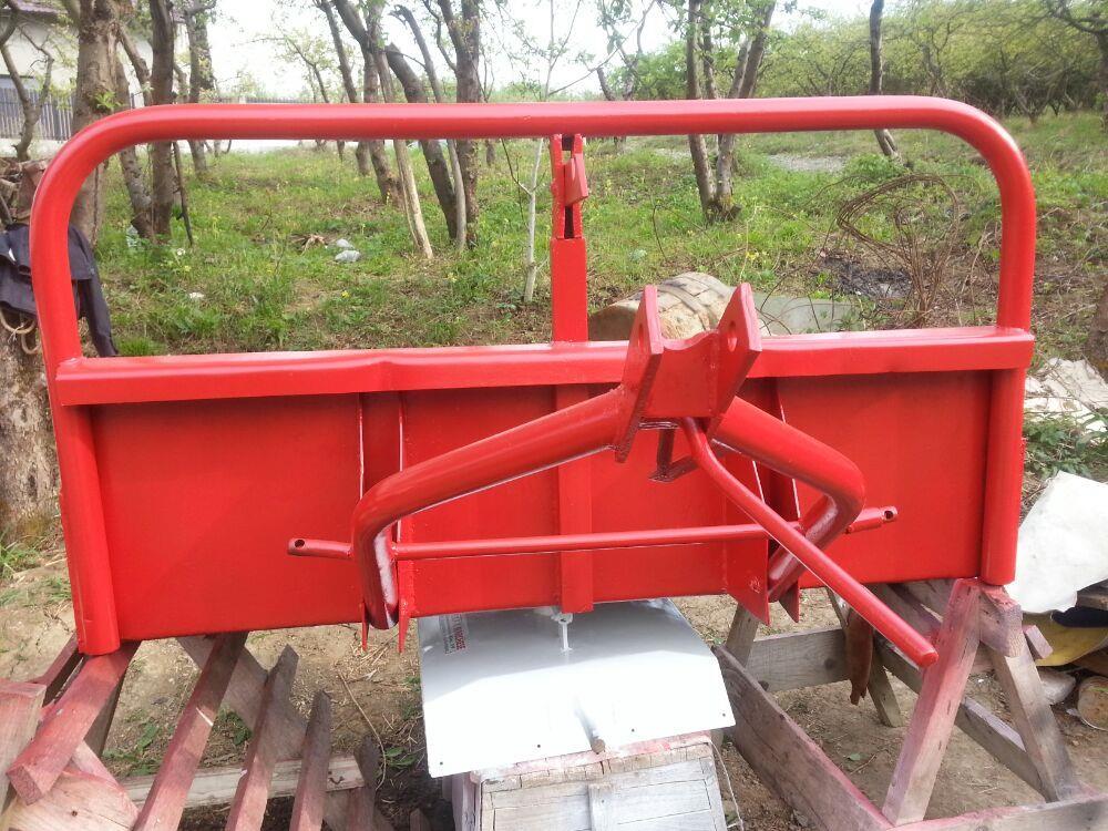 Lada cutie  in tiranti  tractor  - imagine 1