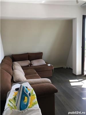 Apartament spatios, 2 camere, mobilat si utilat, Bucurestii noi, Parc Bazilescu, - imagine 4